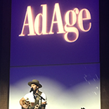 Drake White Performing at Ad Age Small Agency